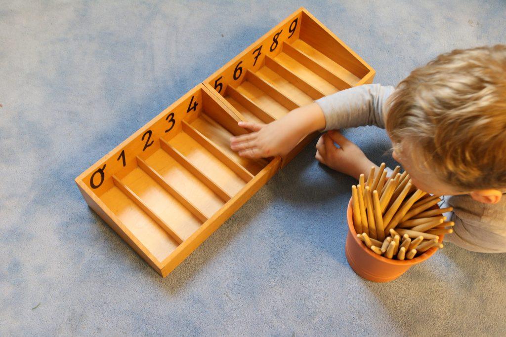Lernen Kindertagesstätte Montessori