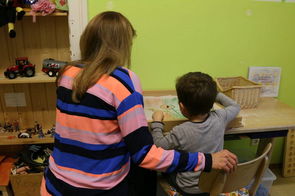 Lernen Montessori
